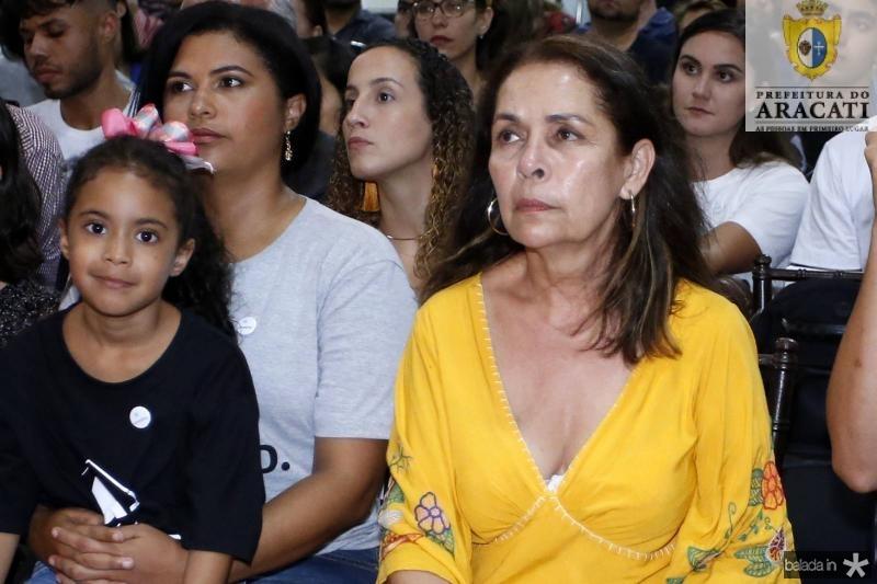 Alexsandra Oliveira e Dora Andrade