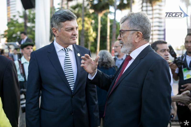Cid Marconi e Eudoro Santana
