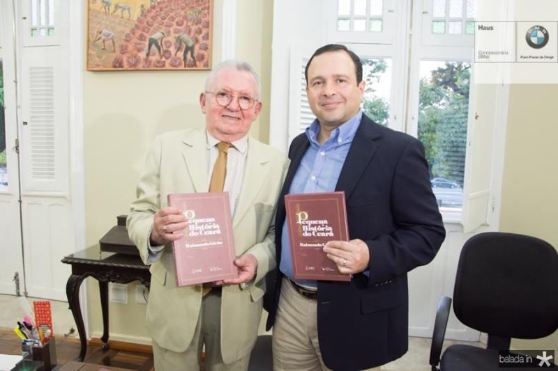 Henry Campos e Igor Queiroz