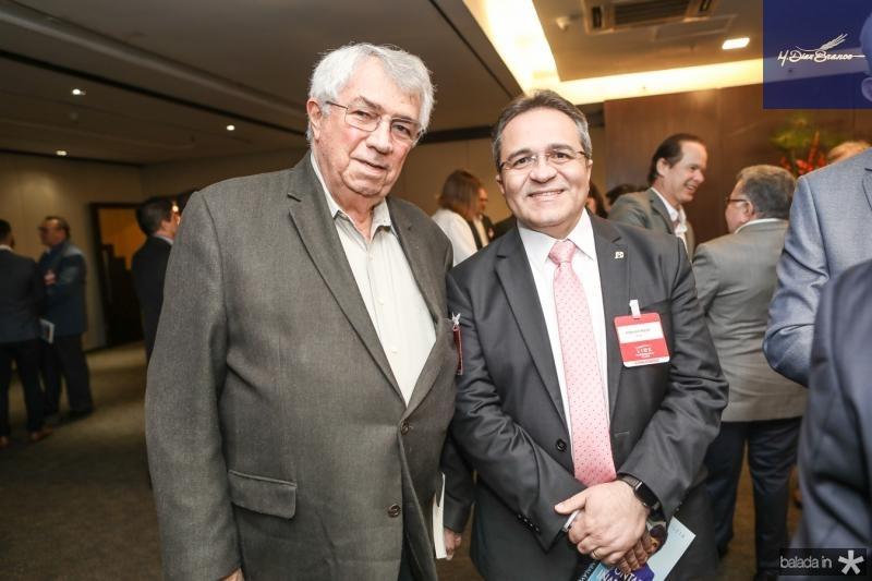 Roberto Macedo e Romildo Rolim