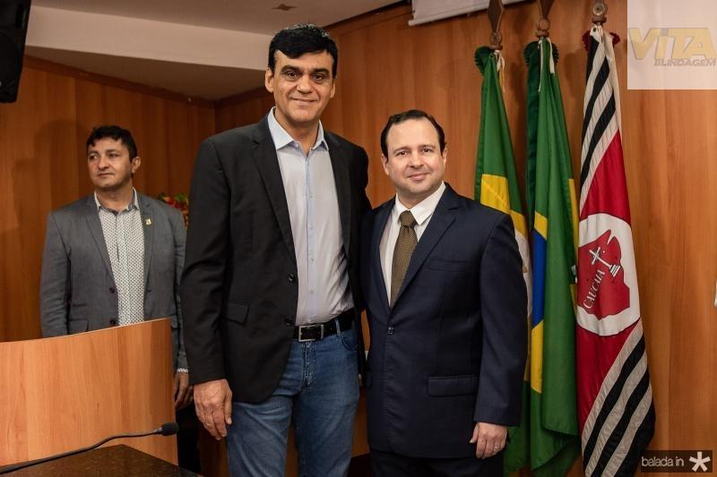 Naumi Amorim e Igor Queiroz Barroso