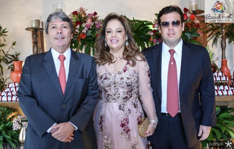 Castro Neto, Marcia e Sergio de Castro