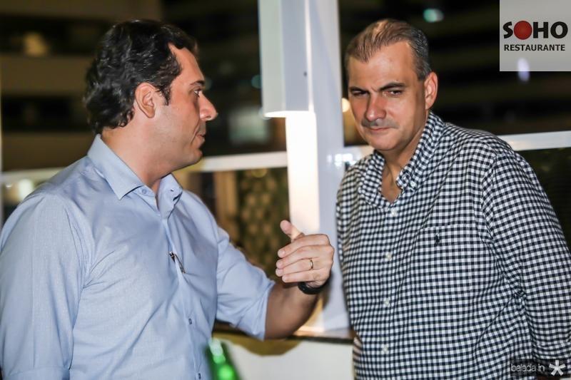 Armando Medeiros e Alexandre Sales
