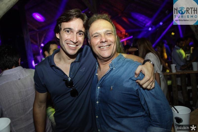 Rodrigo Carvalho e José Carlos Pontes