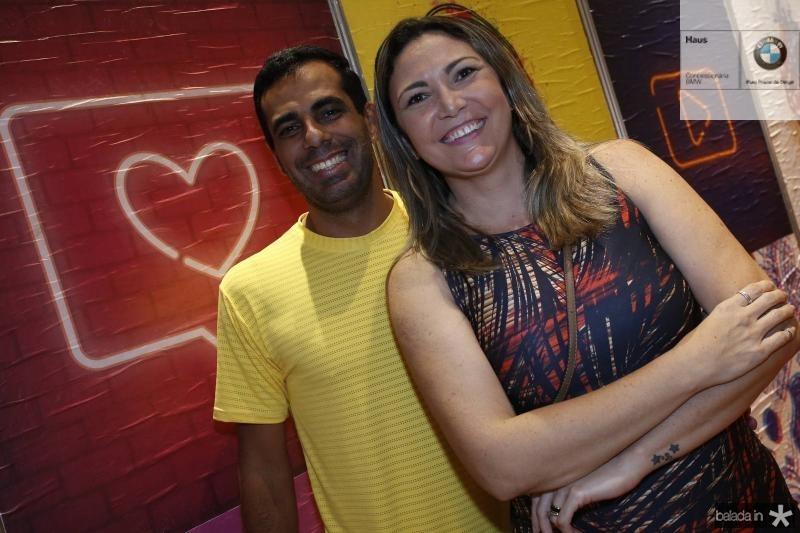 Leo Ribeiro e Elivane Medeiros 2