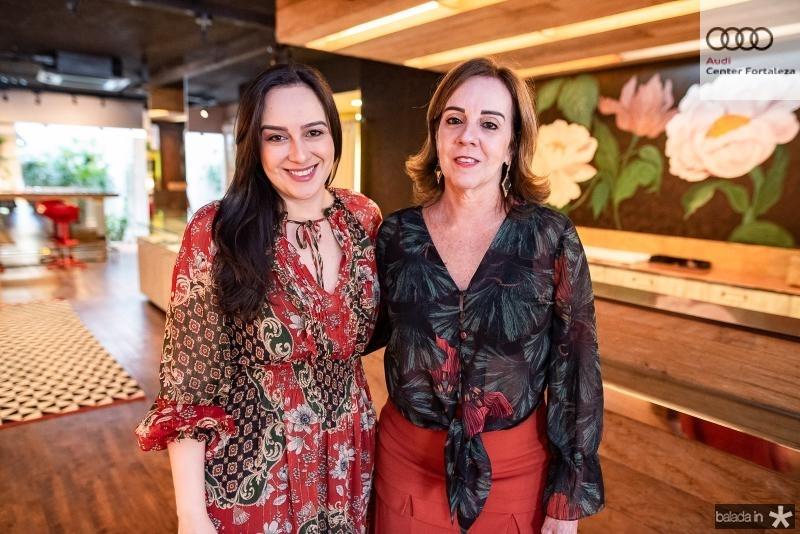 Priscila Rocha e Flavia Bayma