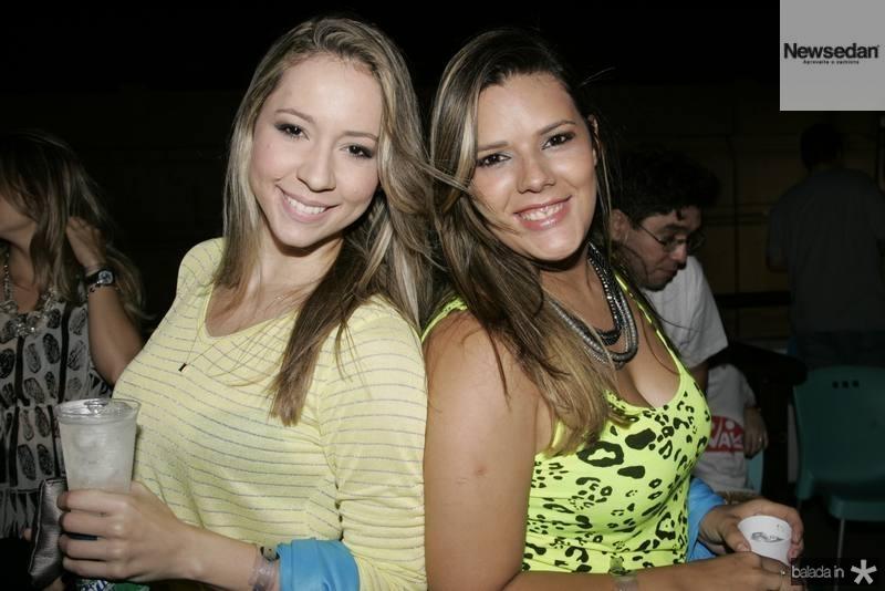 Gabriela Aragao e Jamilles Moraes