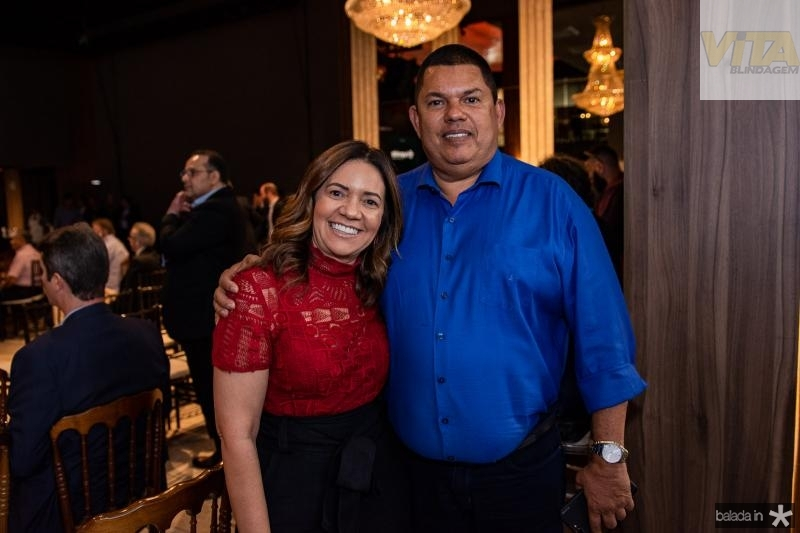 Sandra Lopes e Joao Dantas