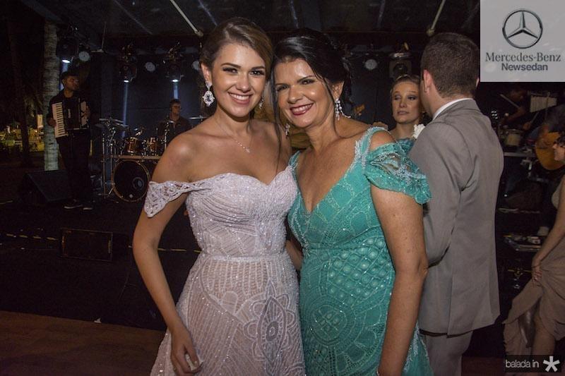 Mariana e Flavia Barros