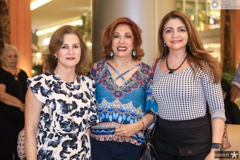 Renata Jereissati, Wania Dummar e Ian Gomes