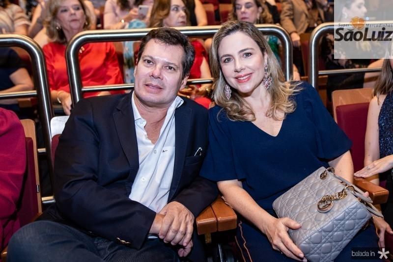 Claudio e Suyanne Dias Branco
