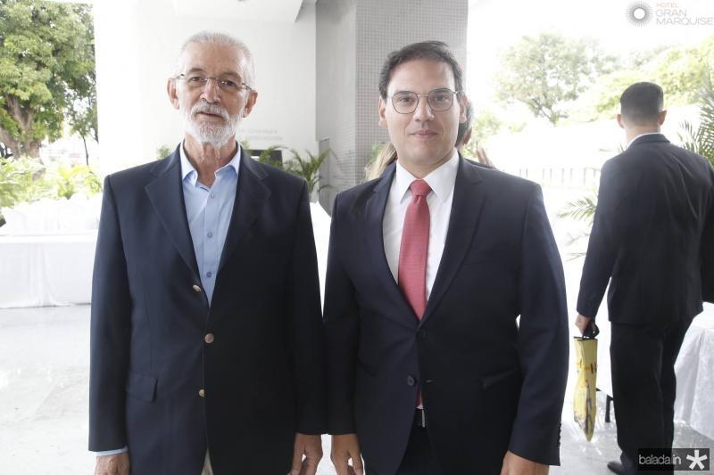 Dinalvo Diniz e Vitor Holanda