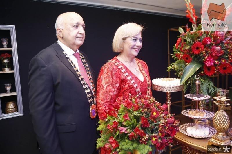 Epitacio Vasconcelos e Priscila Cavalcante