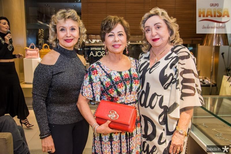 Maria Vanda Sa, Tane Albuquerque e Vilma Patricio