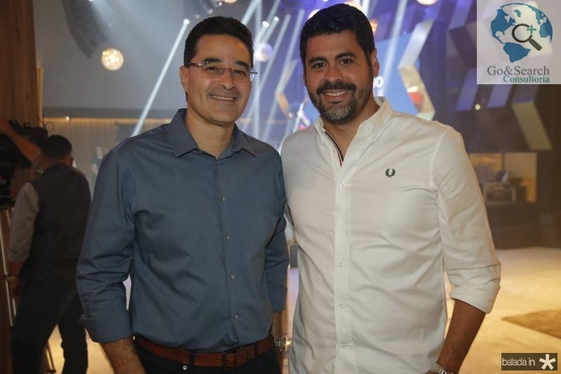 Daniel Arruda e Felipe Capistrano