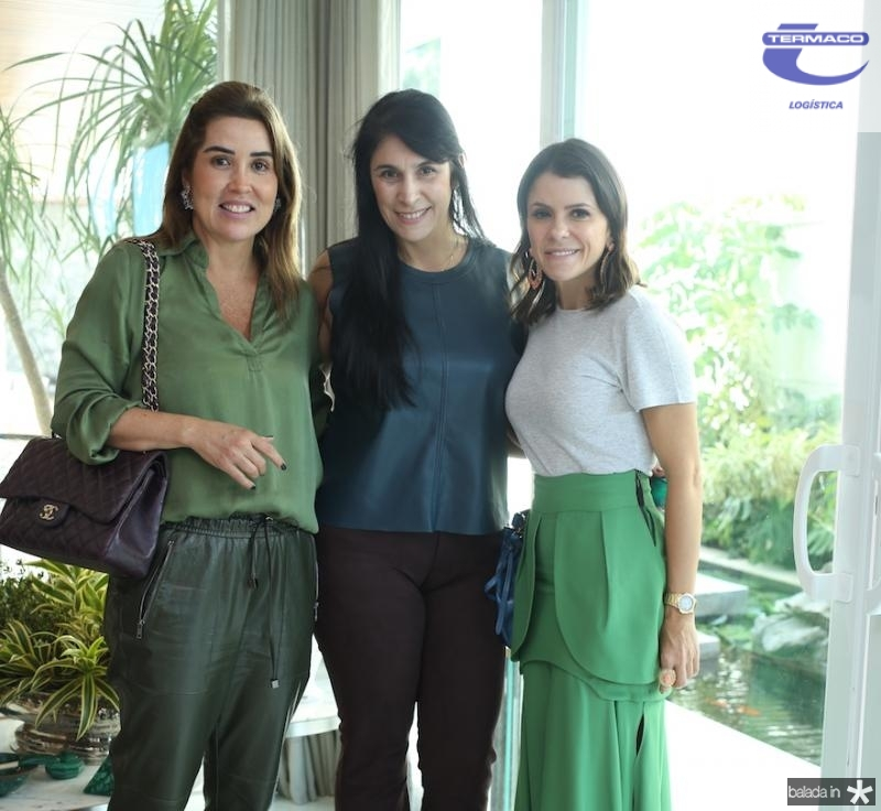 Ana Vladia, Fernanda Sousa, Tatiana Machado