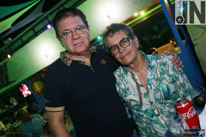 Ricardo Caminha e Cesar Fiuza