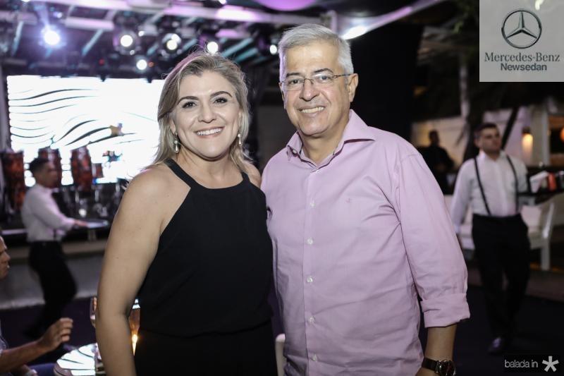 Simone e Paulo Cesar Noroes
