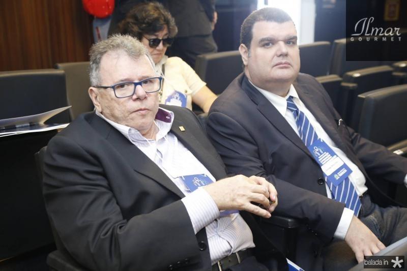 Juarez Leitao e Gonzaga Mota Filho