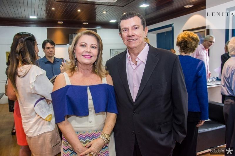 Ines e Cesar Cals