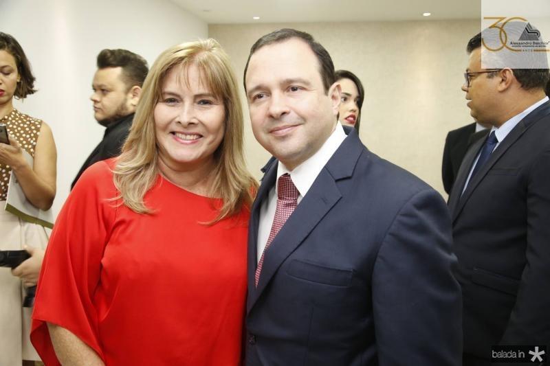 Ritelza Cabral e Igor Barroso