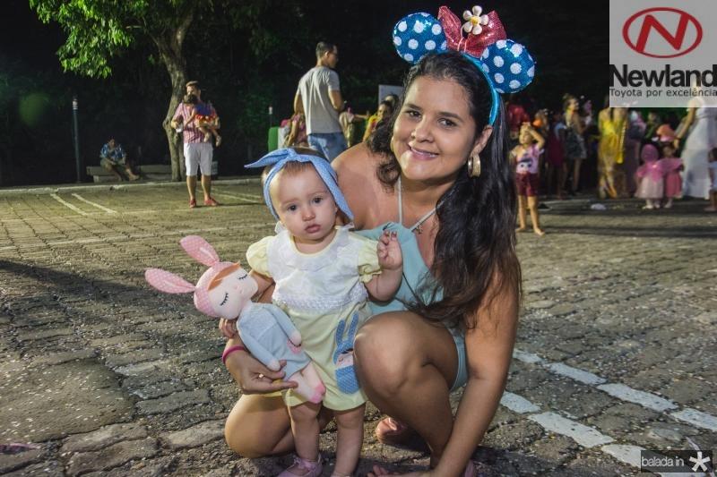 Cecilia Albuquerque e Alice Menezes