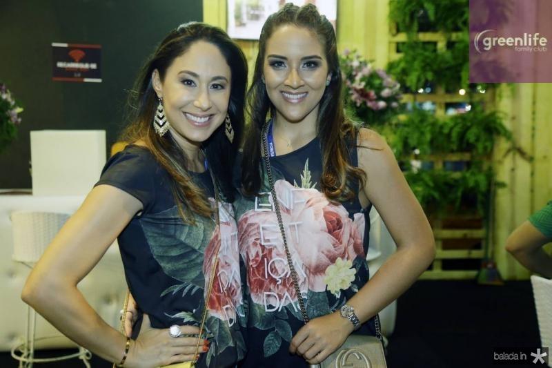 Larissa Coelho e Natalia Marques