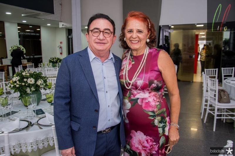 Manuel Linhares e Fatima Duarte
