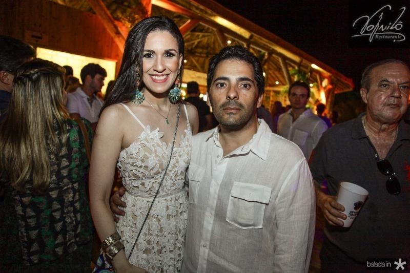 Juliana e Atila Fernandes