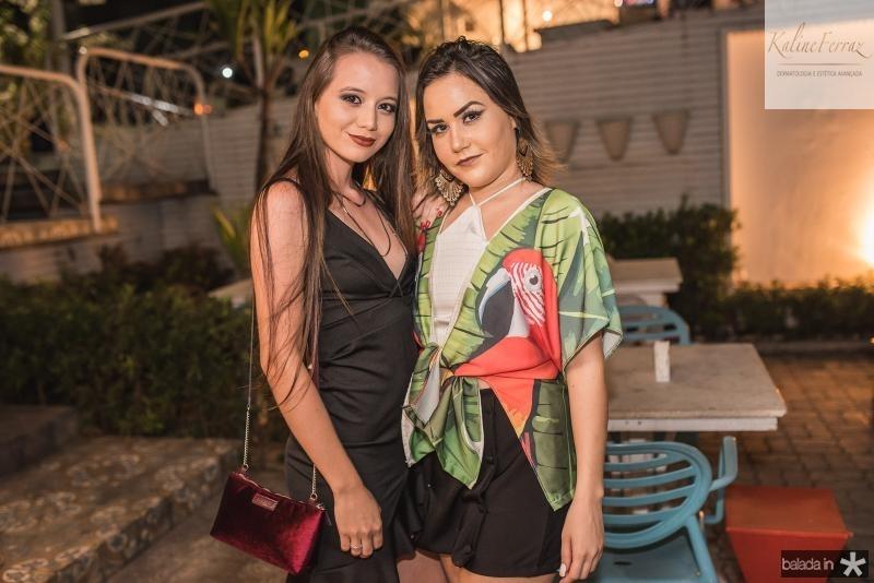 Sara Aguiar e Vanessa Terto