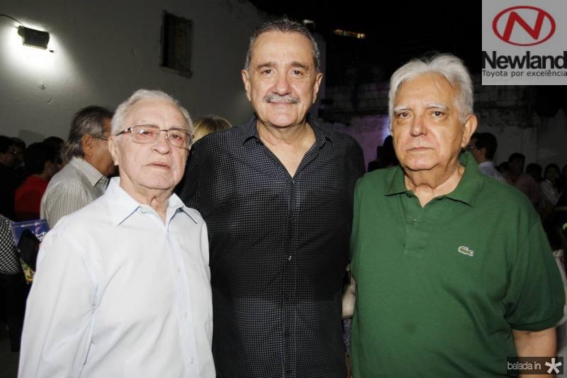 Abelardo Filho, Bismarck Maia e Antero Pereira