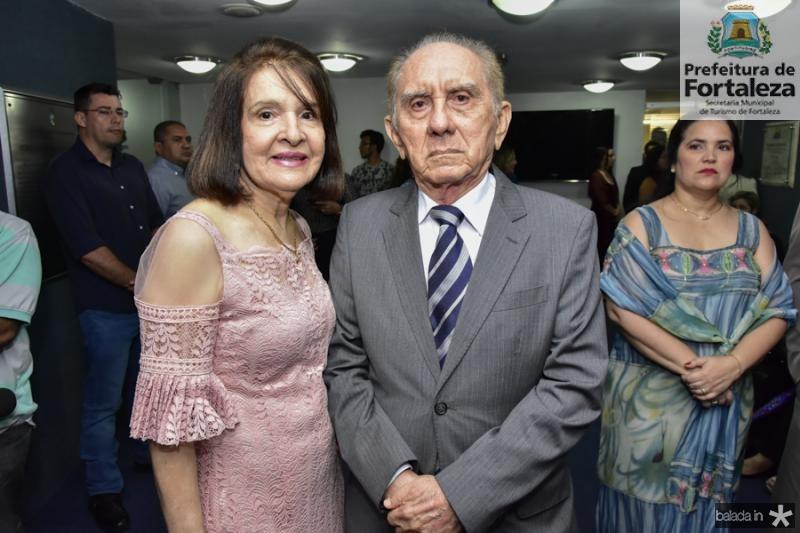 Marilene  e Ferdinando Bezerra