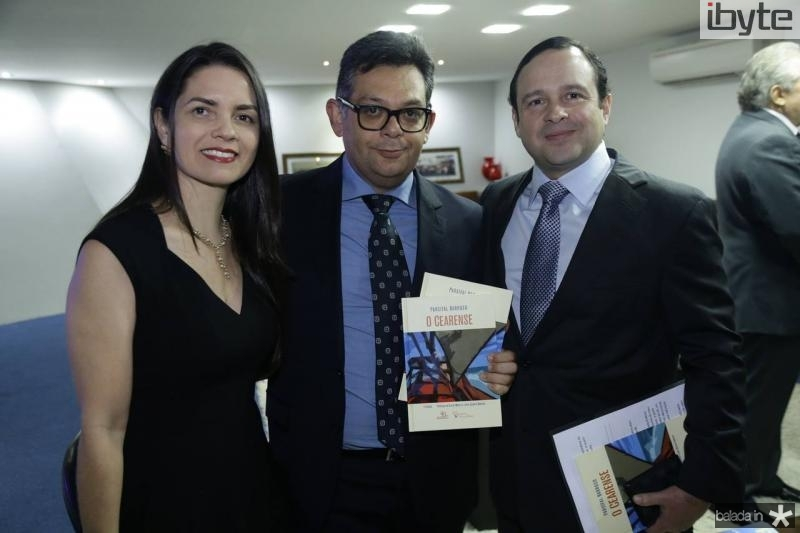 Lilia e Alessander Sales e Igor Barroso