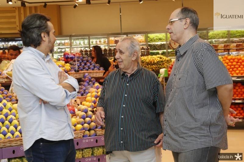 Paulo Barreto, Mauricio e Fabiano Silva 2
