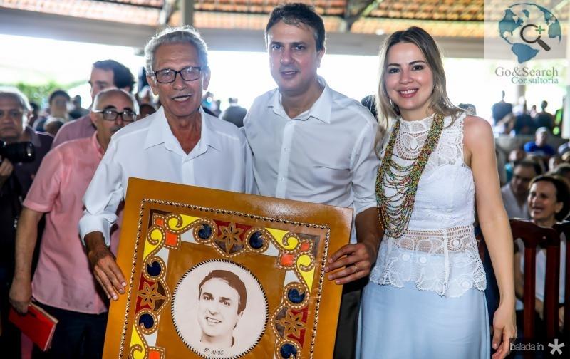 Expedito Seleiro, Camilo e Onelia Santana