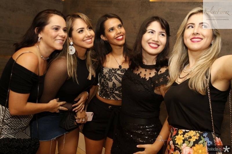 Selma Leoncio, Natasha Mesquita, Carol Muller, Pamela e Eliene Oliveira 2