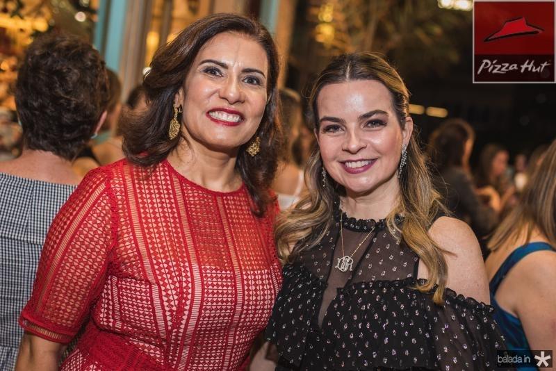 Marcia teixeira e Daniela Barreira