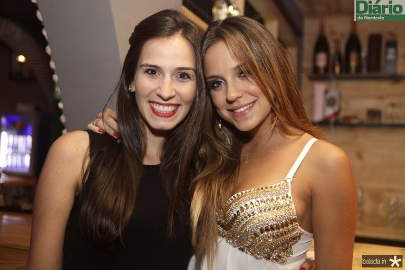 Bianca Correia Lima e Fernanda Levy