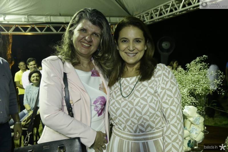 Joana Maciel e Patricia Macedo