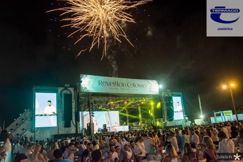 Reveillon Colosso 2018