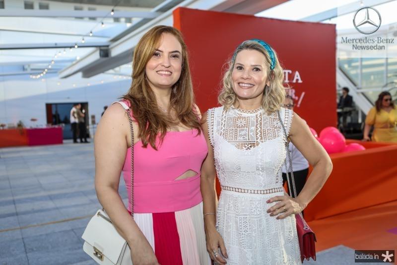 Isabel Gonzalez e Rita Rios