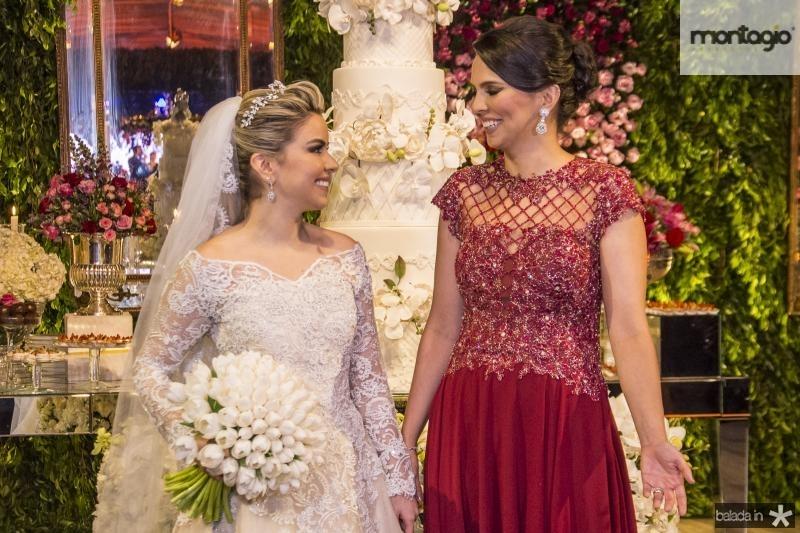 Diandra e Alexandra Alves