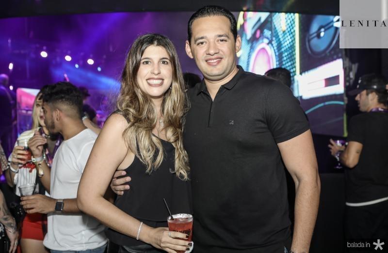 Luana e Daniel Oliveira