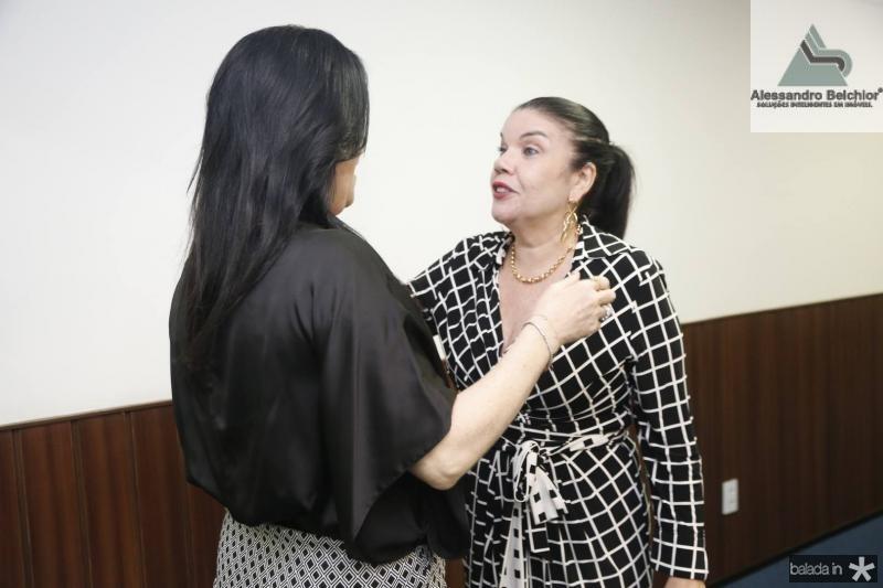 Silvinha Fiuza e Ana Juacaba 1
