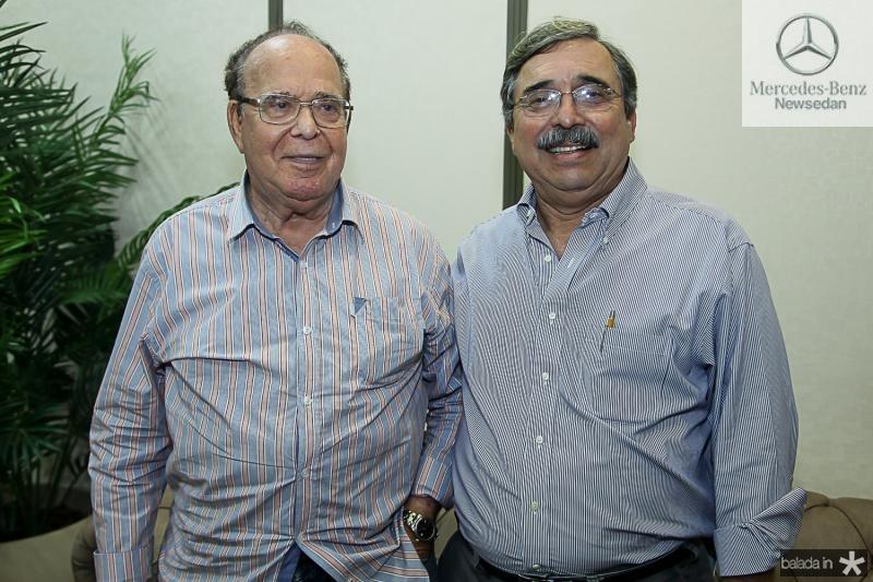 Guilherme Guimaraes e Roberto Sergio Ferreira