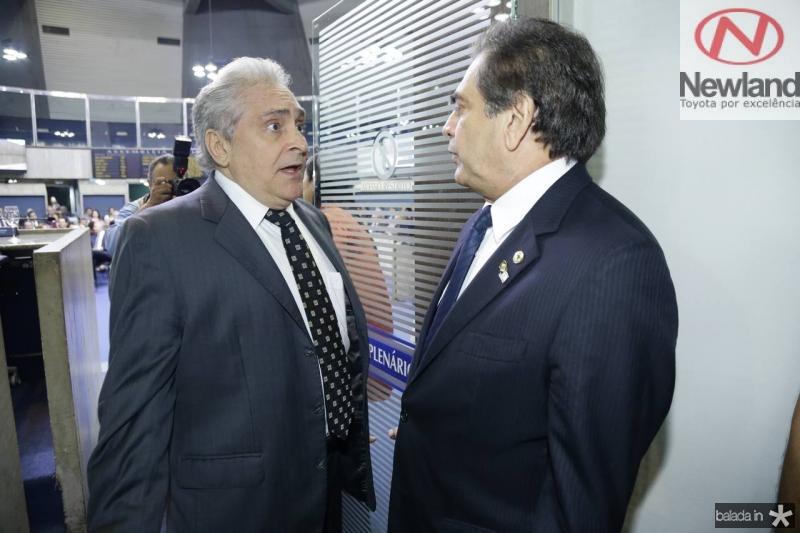 Luiz Pontes e Zezinho Albuquerque