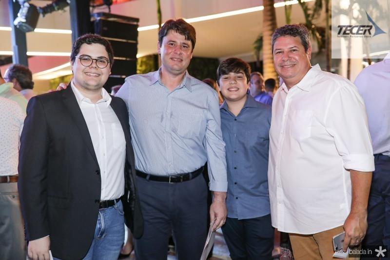 Bob Santos Filho, Ricardo e Roberto Ary, Bob Santos