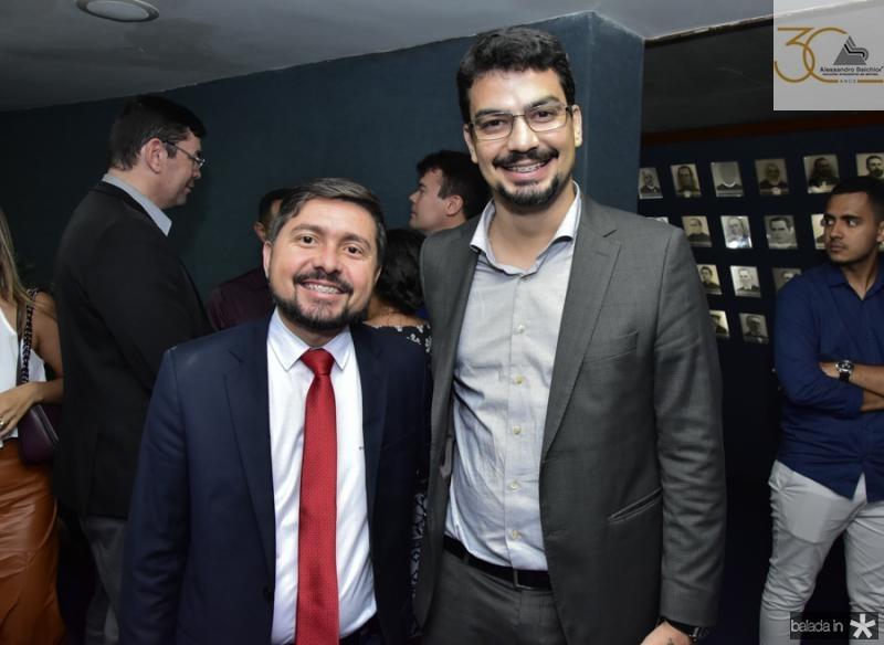 Edigler Ferreira e Jonata Pinto