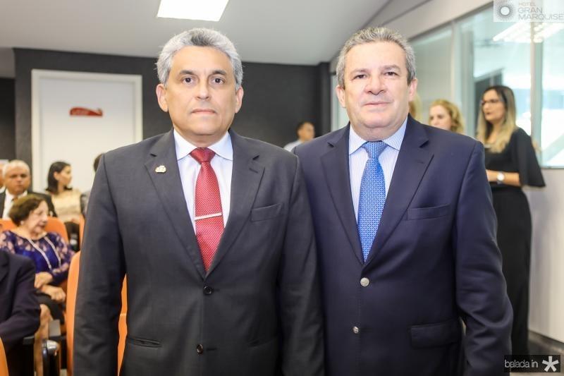 Jurandir Gurgel e Jaime Cavalcante