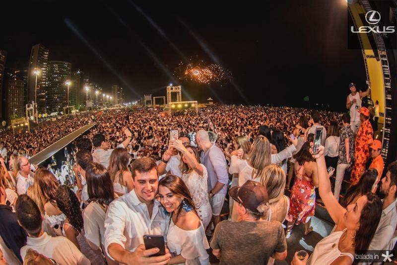 Reveillon Aterro da Praia de Iracema 2018 (